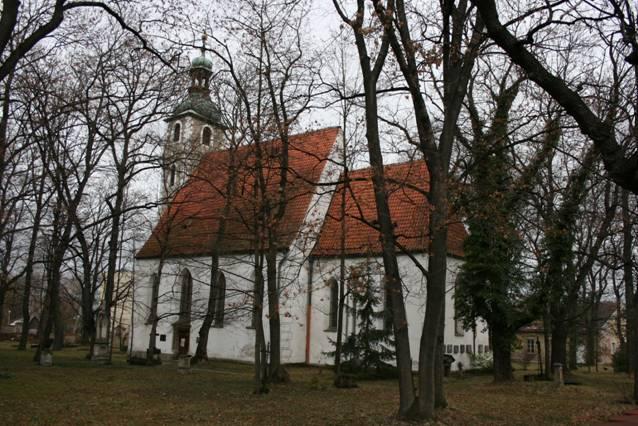 Výsledek obrázku pro staroměstská ulice kostel sv. Prokopa